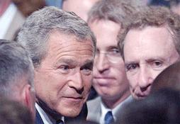 George W. Bush. Foto: AP