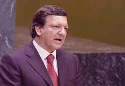Jos� Dur�o Barroso. Foto: Un.org