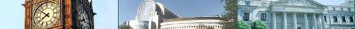 Regeringsgebouwen en het Europees Parlement