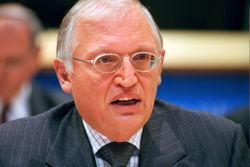 Günter Verheugen. Afbeelding: Wikipedia